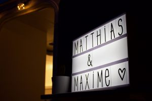 lightbox Matthias & Maxime cinema vagabunda