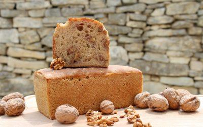 pain aux noix bio